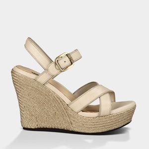 UGG Jackilyn High Wedge Sandal